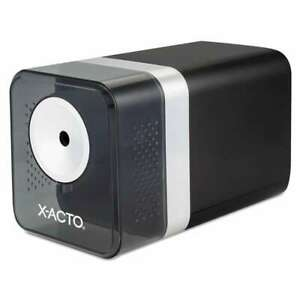 X acto Power3 Office Electric Pencil Sharpener Black 079946017441