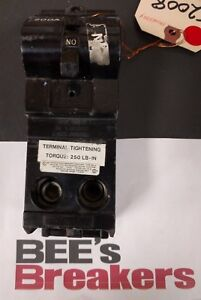 Murray 200 Amp 240 Volt 2 Pole Main Circuit Breaker Used Mda2200