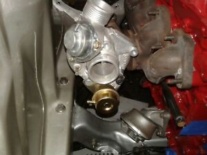 Volvo Mitsubishi Td04h L 16t Turbo Modified For Rear Wheel Drive