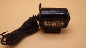 Vintage Original Singer Bz10 8 Sewing Machine Motor W Cord Tested