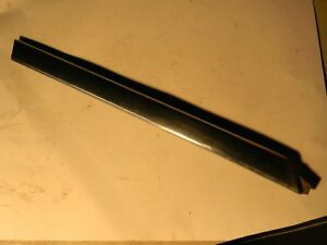 1952 1953 1954 Ford Coupe Crown Vic Passenger Rear Door Stainless Trim 1 52 53