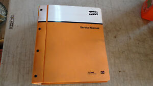 Case 680 Ck Construction Front Loader Service Manual B973 Parts Catalog