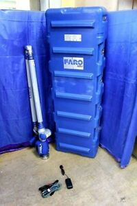 Faro Platinum Arm With Probes And Cables