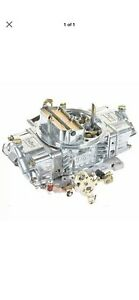 Chevrolet Performance 19170097 Holley Carburetor New 650 Cfm Free Shipping