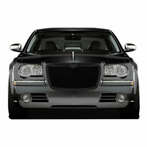 Mesh Replacement Grille For 2005 2010 300 300c black Bentley Style Premium Fx