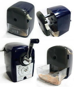 Staedtler Pencil Sharpener Rotary Mars 501 180 Up To 12mm