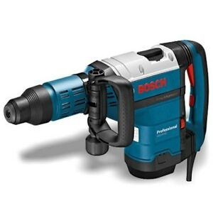 bosch Demolition Hammer With Sds max Professional gsh9vc 1 500w