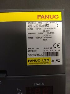 Used Fanuc Spindle Amplifier Module Part A06b 6102 h230 h520