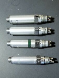 Set Of 4 Star Titan Starflite 5 000 Rpm Dental Handpiece Motors 4 hole