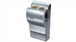 New Dyson Airblade Ab04 Air Hand Dryer Steel In Color 120v