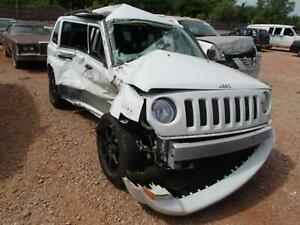 2014 Jeep Patriot Transmission At 6 Speed 4wd