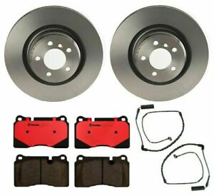 Brembo Front Brake Kit Ceramic Pads Disc Rotors For Range Rover 4 2 Supercharged
