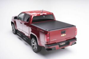 Truxedo Lo Pro Truck Bed Cover 2015 2019 Gm Canyon colorado 5 Bed W Sport Bar
