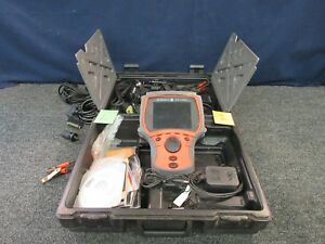 Matco Determinator Scan System Mechanic Garage Tool Diagnostic Parts As Is