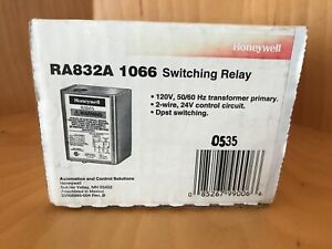 Honeywell Ra832a 1066 Switching Relay New