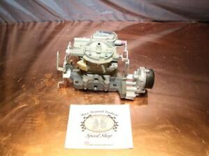 Nos Carburetor Carter Wgd 4874sa 1963 1967 Pontiac W 326 Engine