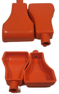 Car Truck Or Boat Battery Terminal Covers X4