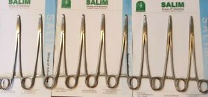 24 X Mayo Hegar Needle Holder Str 8 20cm Suture Piercing Plier Salim group