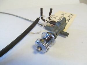 1951 Cadillac Used Wiper Switch Assy With Cable
