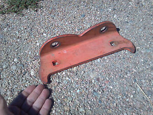 Mounting Angle Iron Contoured For Allis chalmers Air Planter Mod77 78 79 600 770