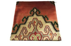 Superb Custom Made Old Turkish Tribal Kilim Pillow Cover 20 By 20
