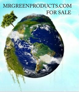 Domain Name For Sale Mrgreenproducts com Green Industry Name