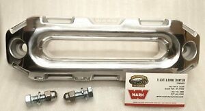 Warn 100735 Epic Series Hawse Fairlead Polished For Truck Jeep Suv
