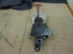 Hurst 4 Speed Super Shifter 3 With Lockout Handle 4910002 Z2125