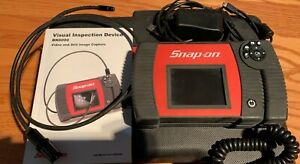 Snap On Tools Bk6000 Bore Scope Video Camera Inspection Device Tool