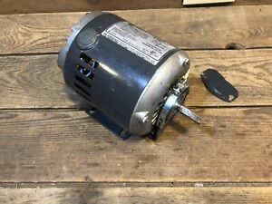 Emerson Sa55nxsfa 4865 Cat 8000 Motor 1 4hp 1725 Rpm Electric Motor 115v New