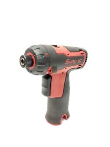Snap On Cts761a 14 4v 1 4 Hex Microlithium Cordless Screwdriver Tool Only