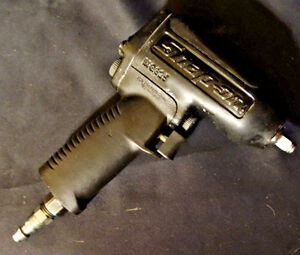 Snap On Tools Usa 3 8 Drive Air Pneumatic Wrench Mg325 Black