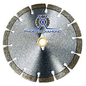 12 Wet dry Diamond Saw Blade All Purpose For Concrete Stone Brick Masonry