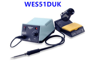 1pc Original Weller Wes51duk Wes51 Analog Soldering Station 50w fa1 Cy