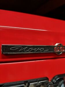 Chevrolet Nova Ss Emblem Magnet perfect For Your Snapon Toolbox 3 1