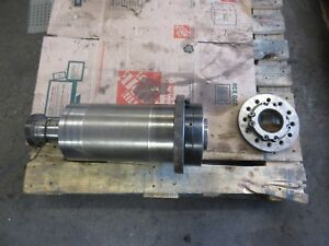 Miyano Jnc 45 Cnc Lathe Spindle Cartridge Unit 2 25 Bore