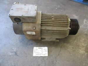 Fuji Spindle Motor Miyano Jnc 45 Mpf1136 Best Ebay 120 Day Warranty