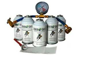 Enviro Safe Industrial R134a Replacement Kit With Proseal 1045