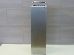 Kavo Ewl Stainless Steel Plaster Container With Vibrating Magnet 1