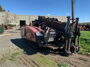 2010 Ditch Witch Jt3020m1 Directional Drill In Ca 1 owner Drill full Rack