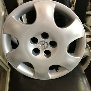 Oem 03 04 Toyota Corolla Ce 15 Wheel Cover Hubcap 42621 ab050 Free S