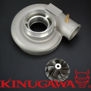Kinugawa Mitsubishi 3 Antisurge Turbo Compressor Housing Wheel Td05 Td06 20g