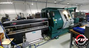 Nakamura Tw 10 Y Axis Twin Turret Twin Spindle Live Tooling Lns Bf