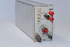Tektronix 5a19n Differential Amplifier Oscilloscope Plug In Working Condition