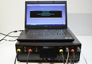 Fully Tested Audio Precision Sys 2712 Dsp High performance Audio Analyzer
