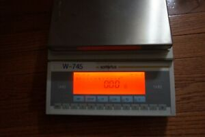 Sartorius Analytical Lab Scale Digital Balance Delta Range Lp420 Mg 420