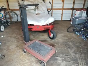 Antique Fairbanks Platform Scale Industrial Feed General Store Rustic Vintage