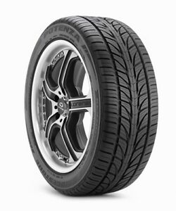 1 New Bridgestone Potenza Re970as Pp 99w Tire 2554518 255 45 18 25545r18