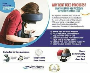 Face Down Support Vitrectomy Macular Hole Retinal Detachment Surgery Recovery