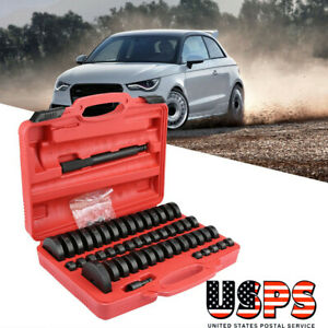 High Quality 51pcs Bush Bearing Driver Set Remover Installer Removal Hand Tool